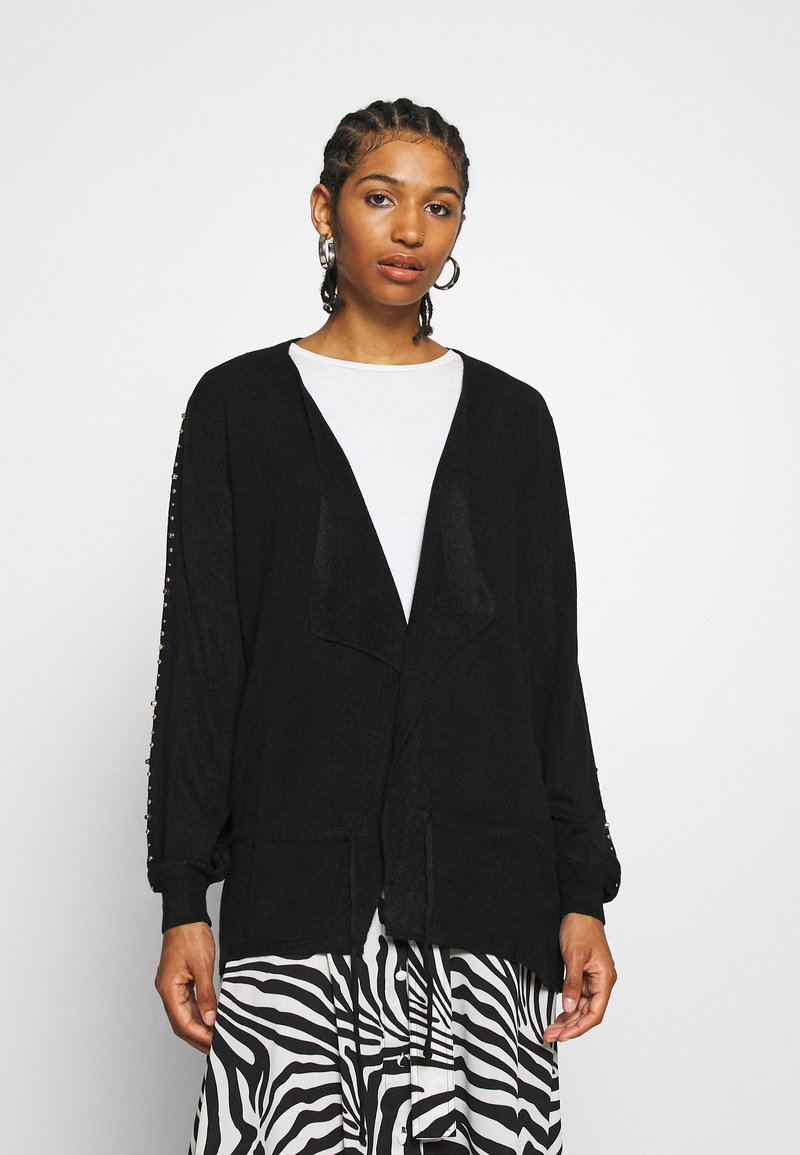 Kaporal - AXEL - Cardigan - black