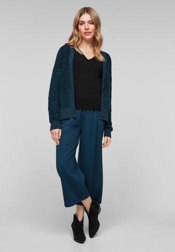 Cardigan - moonlight ocean knit