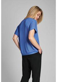 Nümph - NUDARLENE  - T-shirts - wedgewood - 1