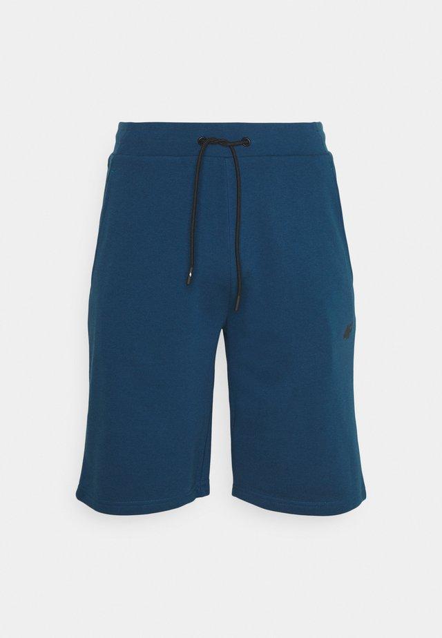 Men's sweat shorts - Pantaloncini sportivi - dark blue