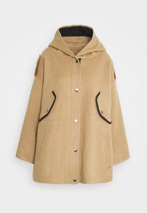 GANGZOU - Classic coat - camel