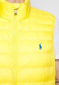 Polo Ralph Lauren - TERRA VEST - Waistcoat - yellowfin - 6