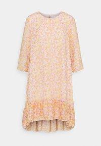 Selected Femme - JEANIE GRACY DRESS - Day dress - opera mauve - 4