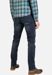 PME Legend - Slim fit jeans - blue-black denim - 1