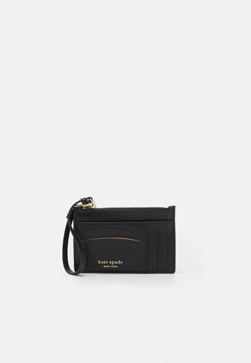 kate spade new york - CARD CASE WRISTLET - Peněženka - black