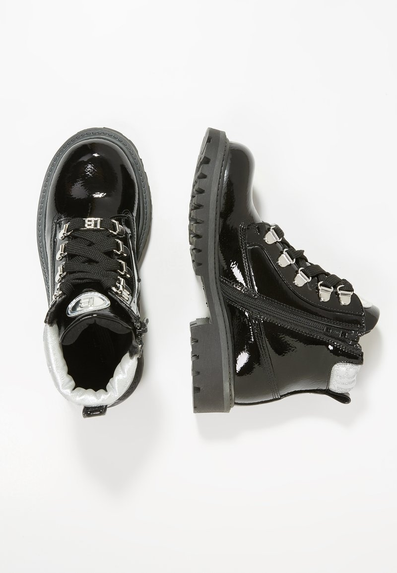 Laura Biagiotti - Kotníkové boty - black