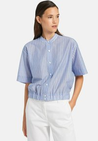 Uta Raasch - Button-down blouse - marine - 0