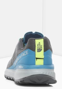 The North Face - M ULTRA SWIFT - Trail running shoes - vanadis gry/blue sapphire - 3