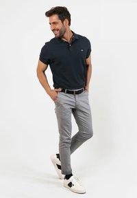 Fynch-Hatton - SUPIMA  - Polo shirt - navy - 1