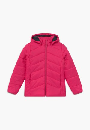 Winter jacket - fuchsia purple