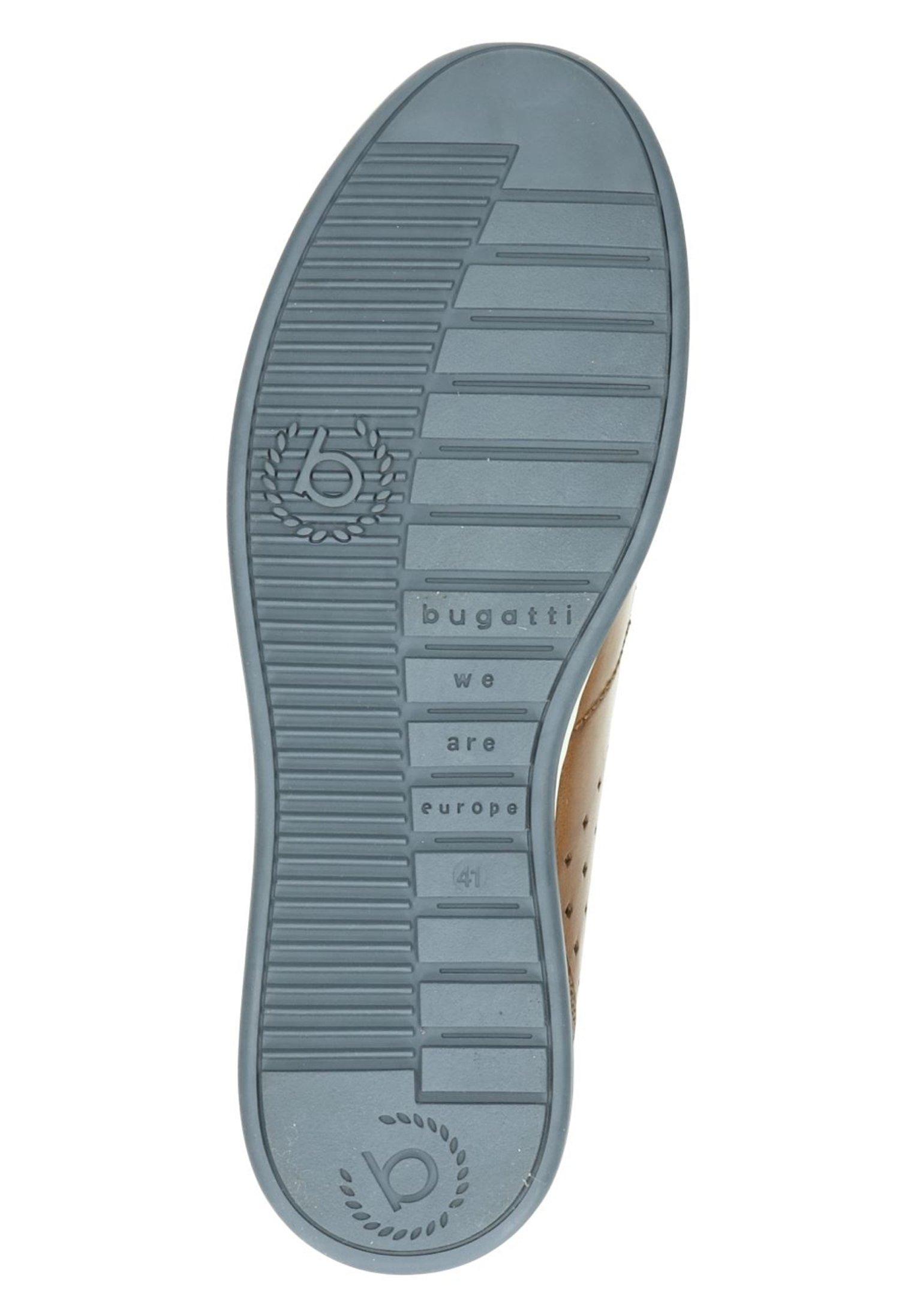 Bugatti Slip-ins - cognac - Herrskor KWtzB