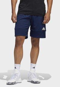 adidas Performance - 3G SPEED REVERSIBLE SHORTS - Sports shorts - blue - 0