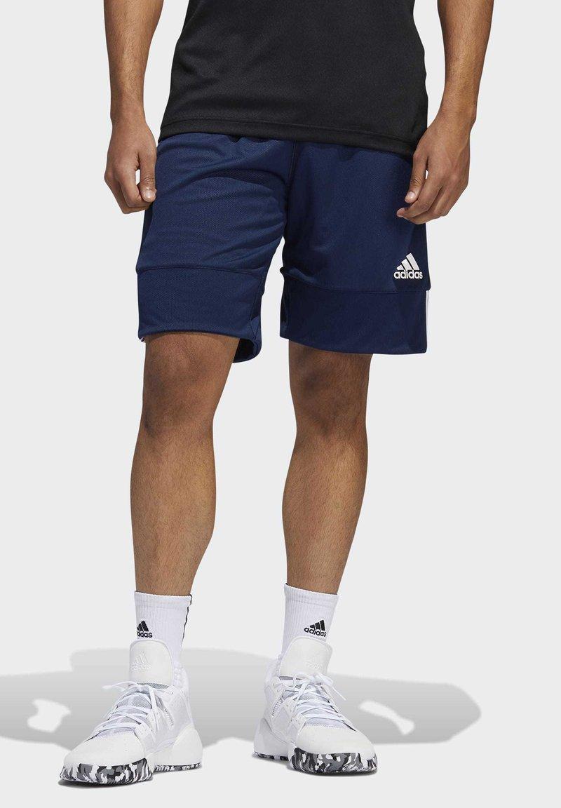 adidas Performance - 3G SPEED REVERSIBLE SHORTS - Sports shorts - blue