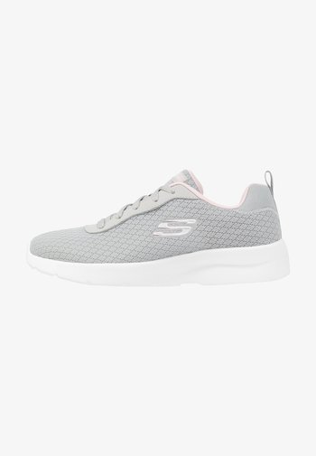 DYNAMIGHT 2.0 - Joggesko - light gray/pink trim