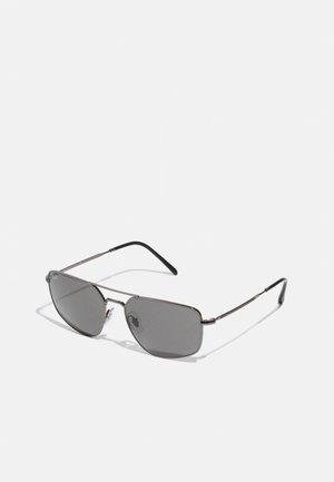 UNISEX - Gafas de sol - shiny gun metal