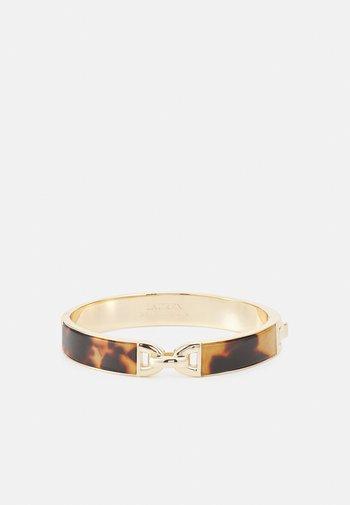 INLAY BANGLE - Náramek - gold-coloured