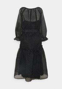 Bruuns Bazaar - DITTANY MEDINI DRESS - Cocktail dress / Party dress - black - 1