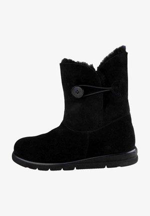 Snowboots  - schwarz
