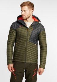 Phenix - INTERLOCK - Soft shell jacket - khaki - 0