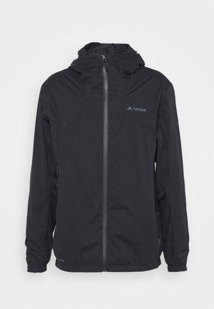 MENS CYCLIST JACKET - Softshelljacke - black