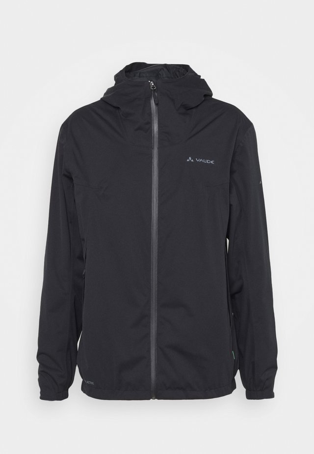 MENS CYCLIST JACKET - Soft shell jacket - black