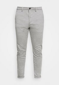 Replay - PANTS - Trousers - grey - 3