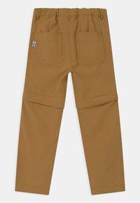 Finkid - URAKKA MOVE 2-IN-1 UNISEX - Outdoor trousers - cinnamon - 1
