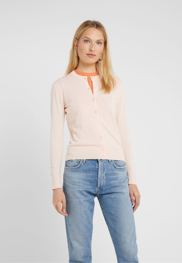 Gilet - subtle pink