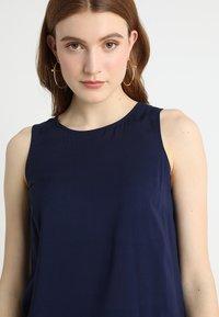 Zalando Essentials - Bluse - dark blue - 4