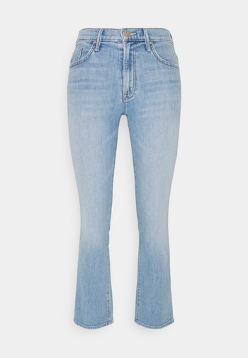 THE INSIDER ANKLE JEAN
