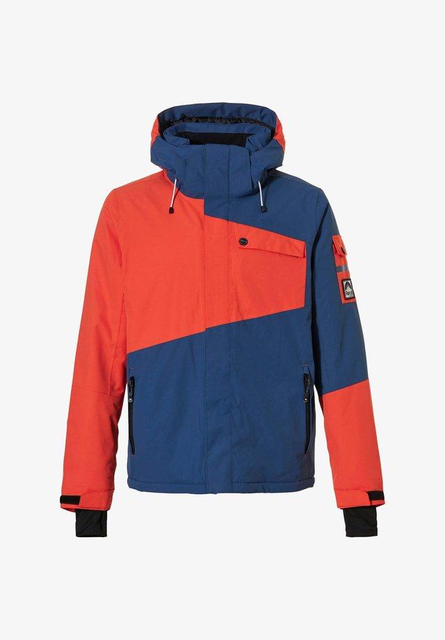 ISAC-R - Snowboard jacket - orange