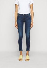 AG Jeans - Jeans Skinny Fit - dark blue - 0