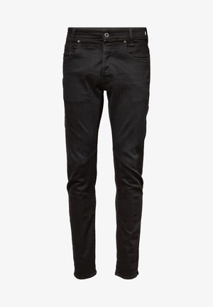 SLIM - Slim fit jeans - jet black