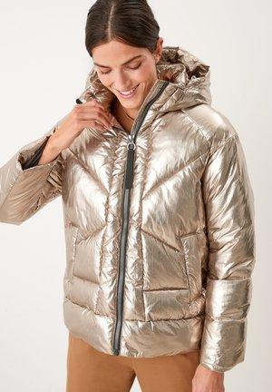 Winter jacket - gold