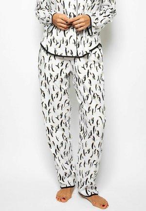 Pyjama bottoms - penguin prt