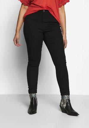 JRZERONOVA - Jeans Skinny Fit - black