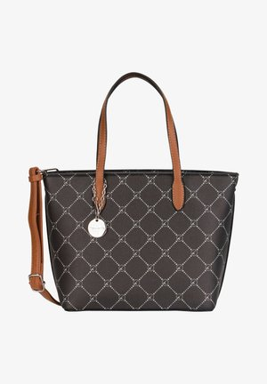 ANASTASIA - Shopping Bag - black