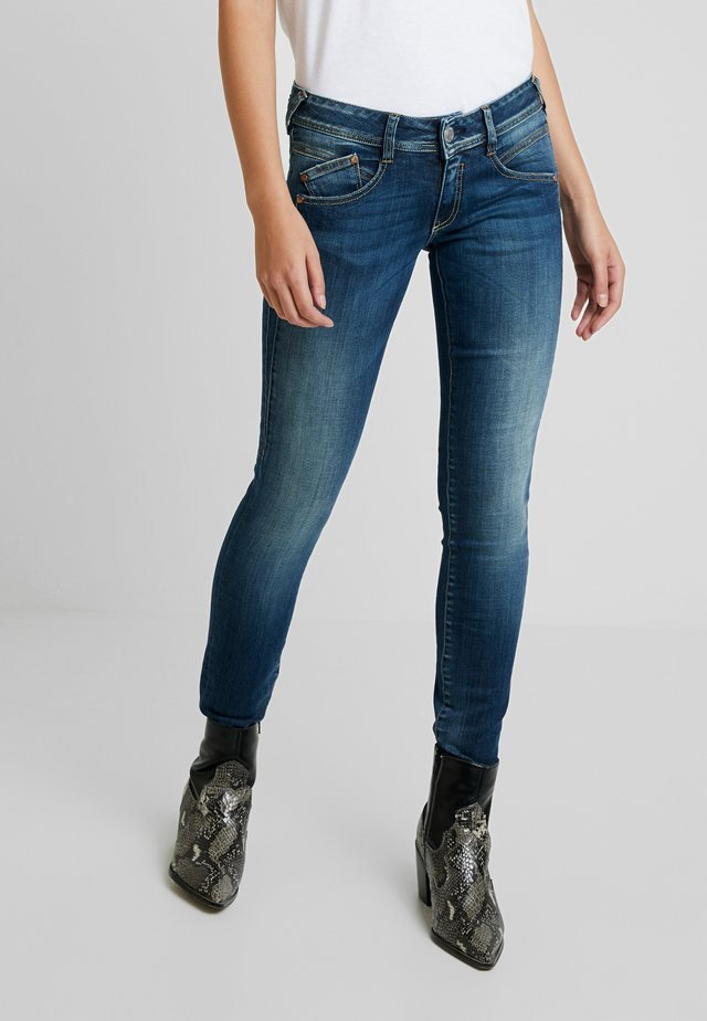 GILA POWERSTRETCH - Jean slim - deep water