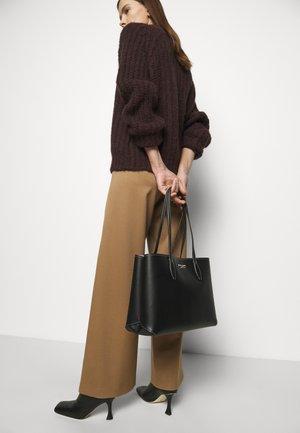 LARGE TOTE SET - Shoppingveske - black