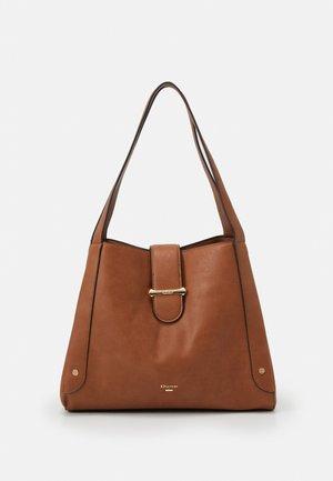 DIXEN - Handbag - tan