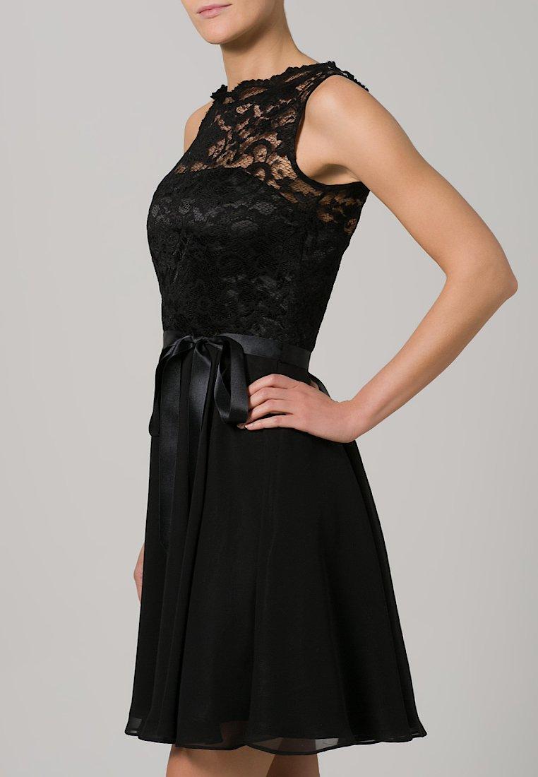 Swing Cocktailkleid/festliches Kleid schwarz