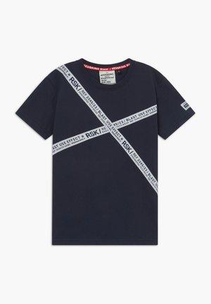 ROCCO - T-shirt print - navy