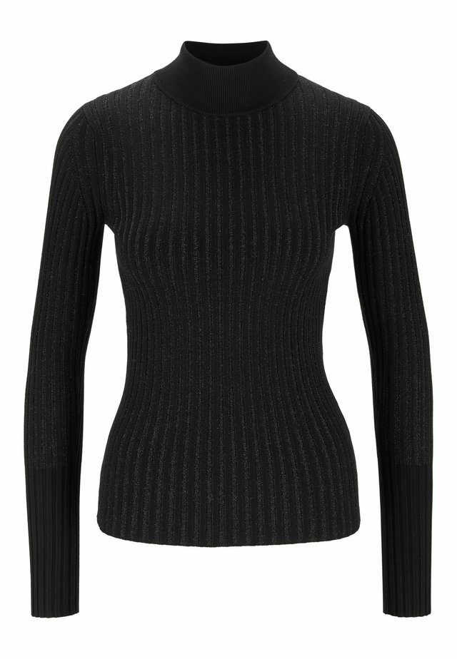 FLORENSA - Jumper - black