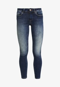 ONLY - ONLBLUSH - Jeans Skinny Fit - dark blue denim - 4