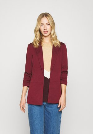 VMCHIC LOOSE - Short coat - cabernet
