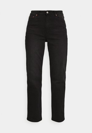 LI - Straight leg jeans - gritstone black