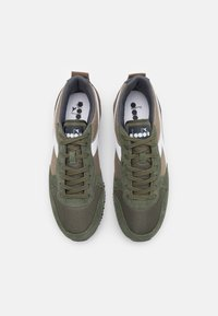 Diadora - OLYMPIA UNISEX - Sneakers - sandal green - 3