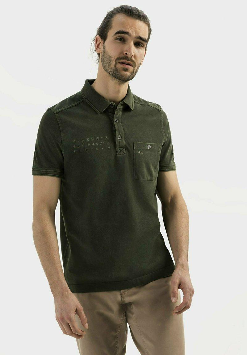 camel active - Polo shirt - leaf green
