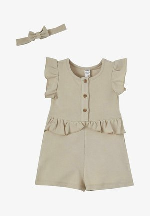 SET - Baby gifts - ecru