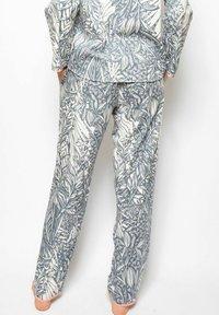 Cyberjammies - Pyjama bottoms - grey leaf - 2